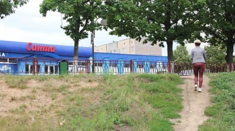 Жители Росляков: «Хотим лестницу на Курган!»