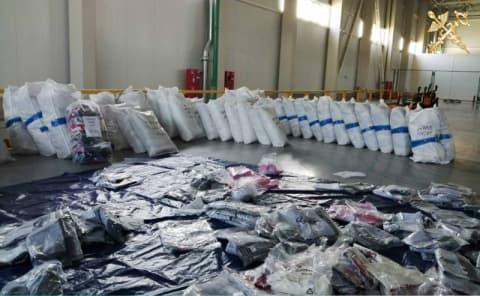 Более 4 тысяч товаров «забыл» заявить перевозчик, следовавший на территорию ЕАЭС