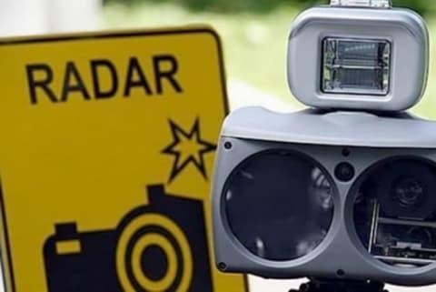 Водителям на заметку: датчики фиксации скорости на 22 июля