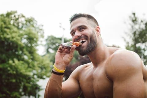 Спортивное питание таило в себе подвох