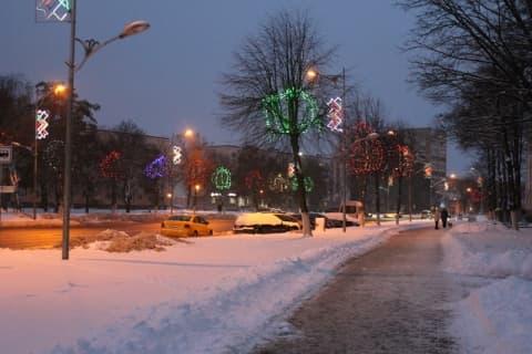Долгосрочный прогноз: на Новый год в Беларуси будет очень холодно