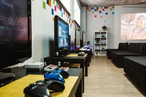 Игровой клуб «Консоль» - территория развлечений и отдыха