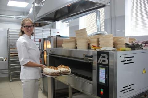 В Лиде открывается французская пекарня