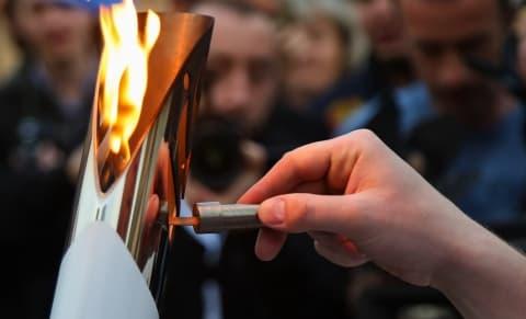 Во время прохождения эстафеты «Пламя мира» в Лиде произойдут изменения в движении транспорта