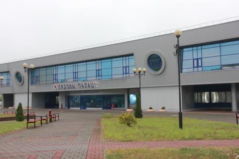 Ледовый дворец в Лиде возобновил работу