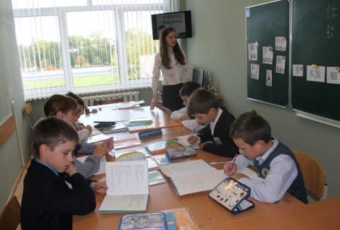 Лидские гимназисты теперь изучают китайский язык как основной иностранный