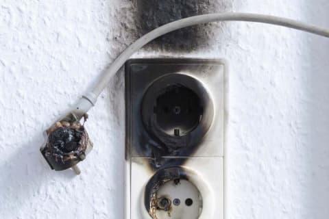 Лидский РОЧС: что делать, если загорелся электроприбор