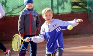В Лиде открылось отделение тенниса