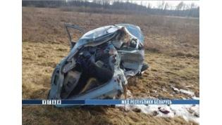 В Островецком районе два «Ситроена» столкнулись лоб в лоб: погибла девушка-водитель