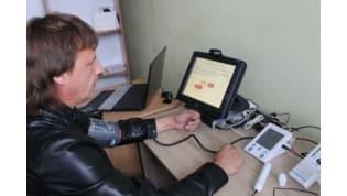 За руль садиться можно?В Лиде тестируется уникальная система, которая проводит предрейсовый медосмотр водителей