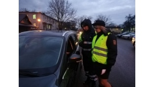 Инспекторы Лидской ГАИ и ИДН: маленькие лидчане – в безопасности!