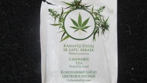 Травяной чай с наркотиком изъяли на белорусской границе