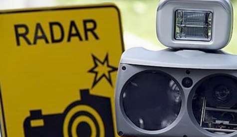 К сведению автомобилистов: 15 ноября датчики фиксации скорости в Лидском районе