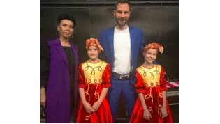 Лидские танцоры – на «Таленце краіны»