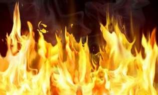 В Лиде на Фурманова горела топочная