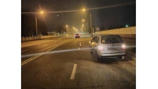 Очередной наезд на пешехода произошел в Лиде