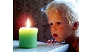 На территории Гродненской области зафиксировано 15 пожаровпо причине детской шалости с огнём