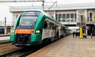 Сколько будет стоить поездка на новом поезде Минск-Гродно