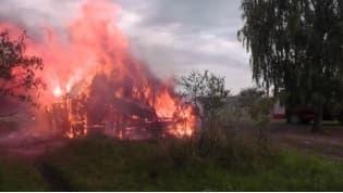 За выходные в Лидском районе произошло 3 пожара