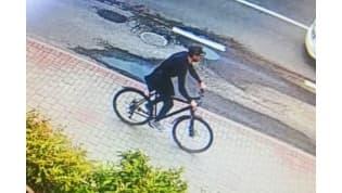 В Лиде разыскивают мужчину, подозреваемого в краже велосипедов