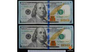 Пенсионер в Лиде пытался обменять подделки 100-долларовых купюр