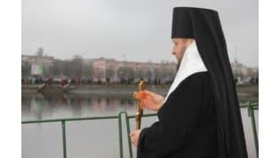 Лидчане отметили праздник Крещения Господня