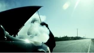 Лидский РОЧС: что делать, если авто горит?