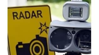 Водителям на заметку: датчики фиксации скорости на 25 мая