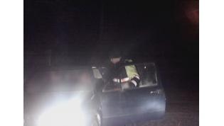 В Лиде пьяный автослесарь решил прокатиться на авто, пригнанном для ремонта