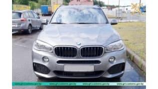 Гродненские таможенники задержали разыскиваемую Интерполом BMW X5 2018 г.в.