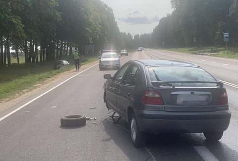 ГАИ разыскивает очевидцев аварии под Лидой