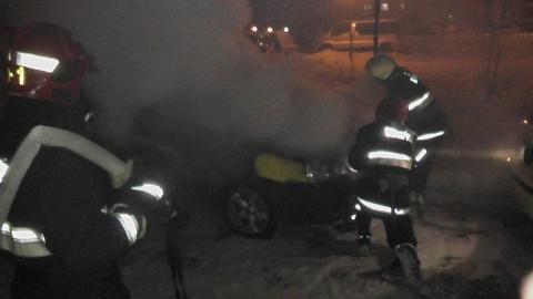 За минувшие сутки лидские спасатели дважды выезжали на тушение пожаров