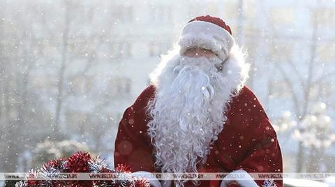 В Гродненской области откроют 15 резиденций Деда Мороза