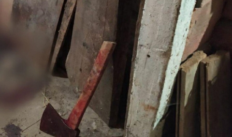 В Новогрудском районе муж зарубил жену топором