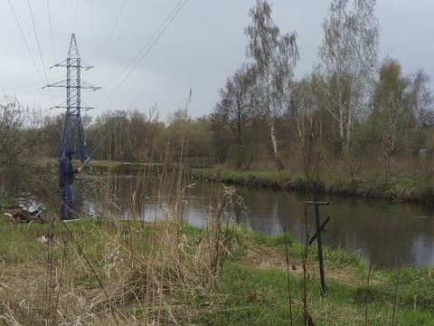 Рыбалка и электробезопасность