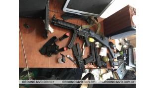 В Гродно мужчина обстрелял людей из страйкбольного оружия