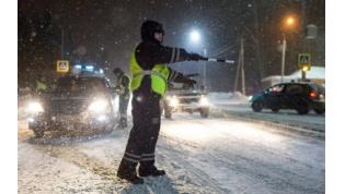С 26 января ГАИ усилит контроль за соблюдением правил проезда перекрестков