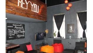 В центрегорода открылось арт-кафе «Финчер»