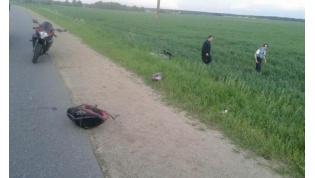 С начала года в районе произошли две аварии с участием мотоциклистов
