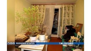 Убийство в Лиде: труп лежал на балконе у подозреваемого несколько дней