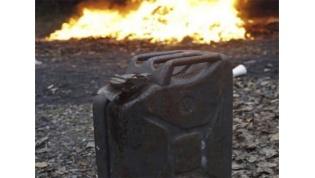 В Лидском районе женщина пыталась сжечь сожителя