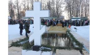 «Как будто заново родились!» Лидчане окунулись в крещенскую купель