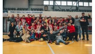 Мини-футбол вернулся в наш город!Новая команда 6 сентябряпроведет свой первый матч в чемпионате страны (видео)